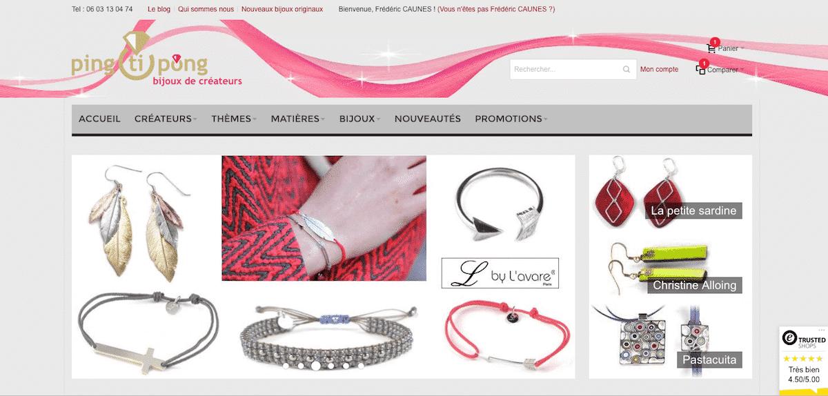 écran-boutique-bijoux-e-commerce